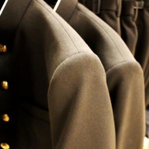 制服の行方