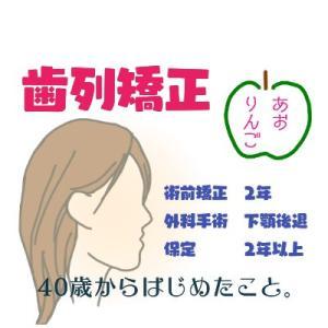 歯列矯正【治療計画書】