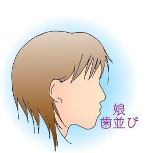 歯列矯正【娘・治療計画書】