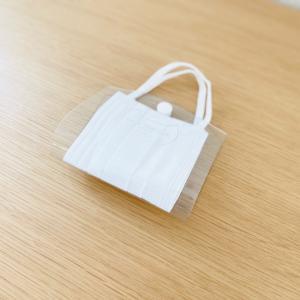 買って大正解!この携帯用マスクケース、可愛いし、めっちゃ便利!