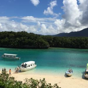 【感動】石垣島に行ったら絶対に行く『川平湾』グラスボートをお得に予約する方法は?