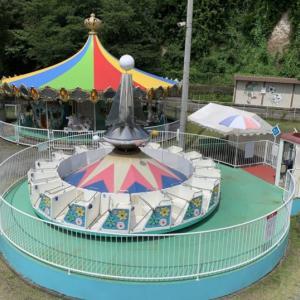 【昭和レトロ】ノスタルジーな雰囲気が逆に新しい小諸市児童遊園地