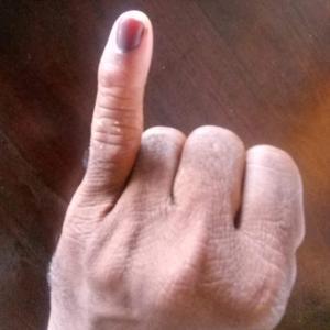 スリランカは選挙投票日!