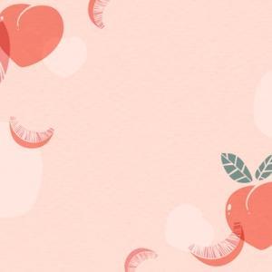 フルーツの桃はダイエット効果がある!?