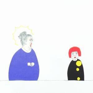 草間彌生とマツコ・デラックス
