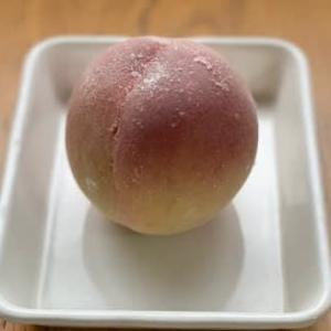 丸ごと冷凍「桃」