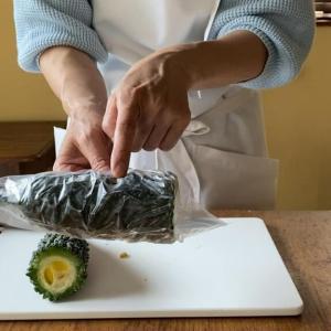 野菜まるごと冷凍レシピ上級編、野菜をまるごと冷凍して使いきれなかった時はどうすればいいの? そんな素朴な疑問にしっかりお答えします。
