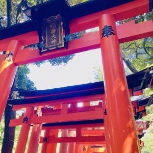 京都で不思議体験