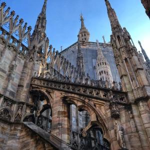 【ミラノ】Duomo ドゥオーモへ行ってきたお話