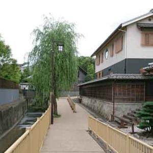 [愛知県名古屋市緑区]有松絞りで有名な有松の町並みへ行ってきた