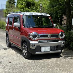 新しい車がやっと来たヽ(´∀`)ノ