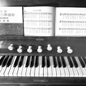 【YouTube】リードオルガンで聴く童謡「とんび」