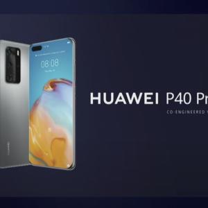 HUAWEI P40 Pro 5G 、日本発売決定!