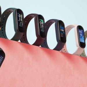 Xiaomiから「Mi Band 5」正式発表!