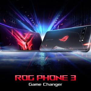 ハイスペックでしかも安い!ASUSから「ROG Phone 3」正式発表