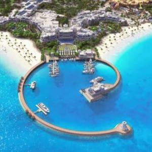 カタールにできる「サルワ・ビーチ・リゾート」行ってみたい!
