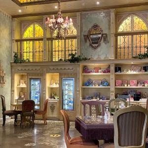 ドバイ発の可愛すぎるカフェ「Shakespeare and Co.」で朝ごはん