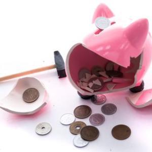 デイトレ29日目 ナンピン挑戦、失敗、含み損の清算【ー6800円・含み損益+12600円】