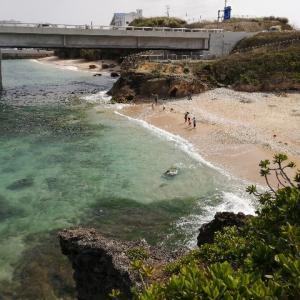 沖縄穴場ビーチ カーミージーに行ってみた
