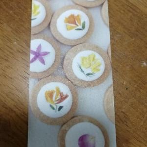 まるでクッキーのお花畑!読谷村ル・テテのクッキーを頂きました。