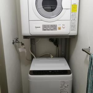 狭いけど乾燥機を使いたい。ドラム式洗濯乾燥機から縦型洗濯機+乾燥機へ買い替えた話
