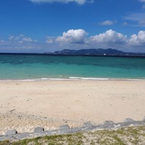 幸喜ビーチ、幸喜公園に行ってきた。コンパクトに何でも揃っていて快適に過ごせるビーチ。