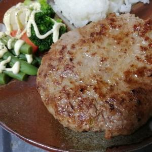 那覇市・肉のふくはらの手造りハンバーグ。大きくて美味しくて贅沢な食事がお家で楽しめます。