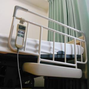 胃がんからの在宅医療~介護ベッド~