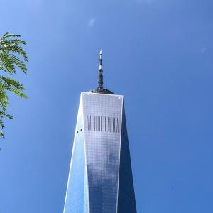 久しぶりの【911メモリアル】 ニューヨークの人気観光スポット