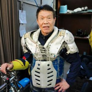 74歳のレーサー