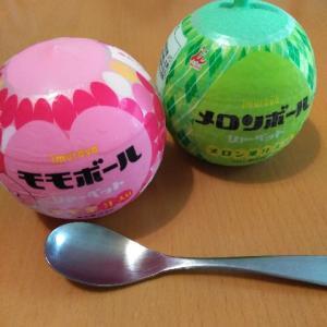 井村屋のメロンボール