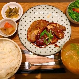 カーボラスト(炭水化物を最後に食べる)定食の場合、白ご飯だけを最後に食べるのかぁ~?