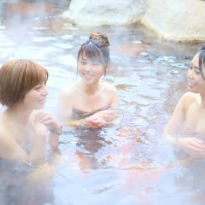 【画像】FカップJD「温泉に来たよぉ(パシャッ」