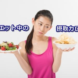 ダイエット中に1日に摂取していいカロリーは?