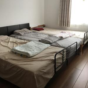 寝室の間取りはベッド3台分がおすすめ