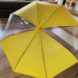 ダイソーで買った傘をアレンジ!