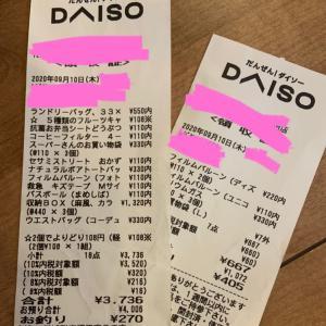 ダイソーで4000円以上爆買い!!