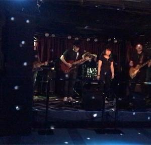 バンドで演りたかった『RAVEN』〜LIVE AT Utero