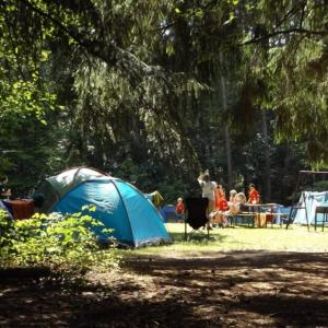 キャンプの過ごし方 子連れで楽しむ方法