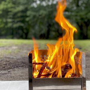 ソロキャンプの熱源はどれがいい?【初心者向き】おすすめ紹介