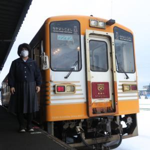 由利高原鉄道 おもちゃ列車とともに