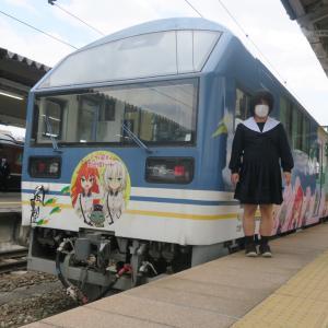 会津鉄道とともに