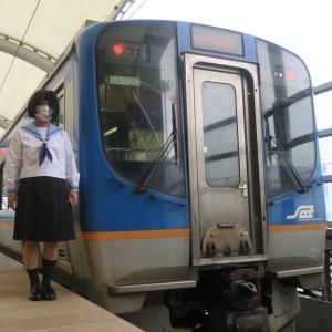 仙台空港鉄道とともに