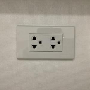 タイの電気について。電圧?コンセント?