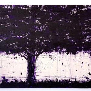 """room""展に展示中の中津川浩章さんの最新作品。"