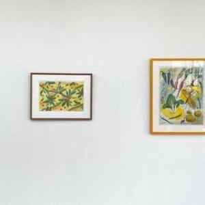 田村洋子木版画展 TAMURA HIroko woodcut Exhibition 2021.9.3-12