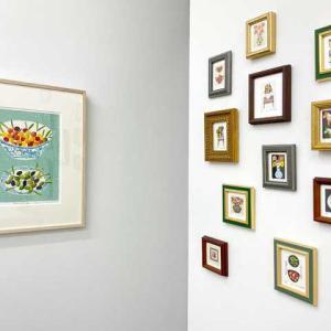 マツモトヨーコさんの超小額版画もあります。版画旅行16