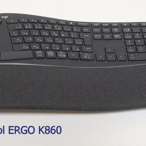 【腱鞘炎予防】コレ一択!ERGO K860 Keyboardのすゝめ