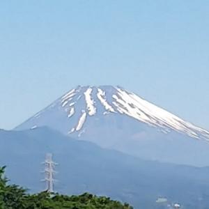 富士山&やってみたかった髪型、断られました;;