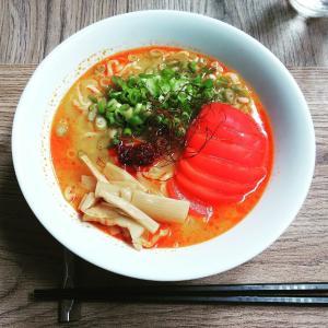 明星 中華三昧「麻婆担担麺」